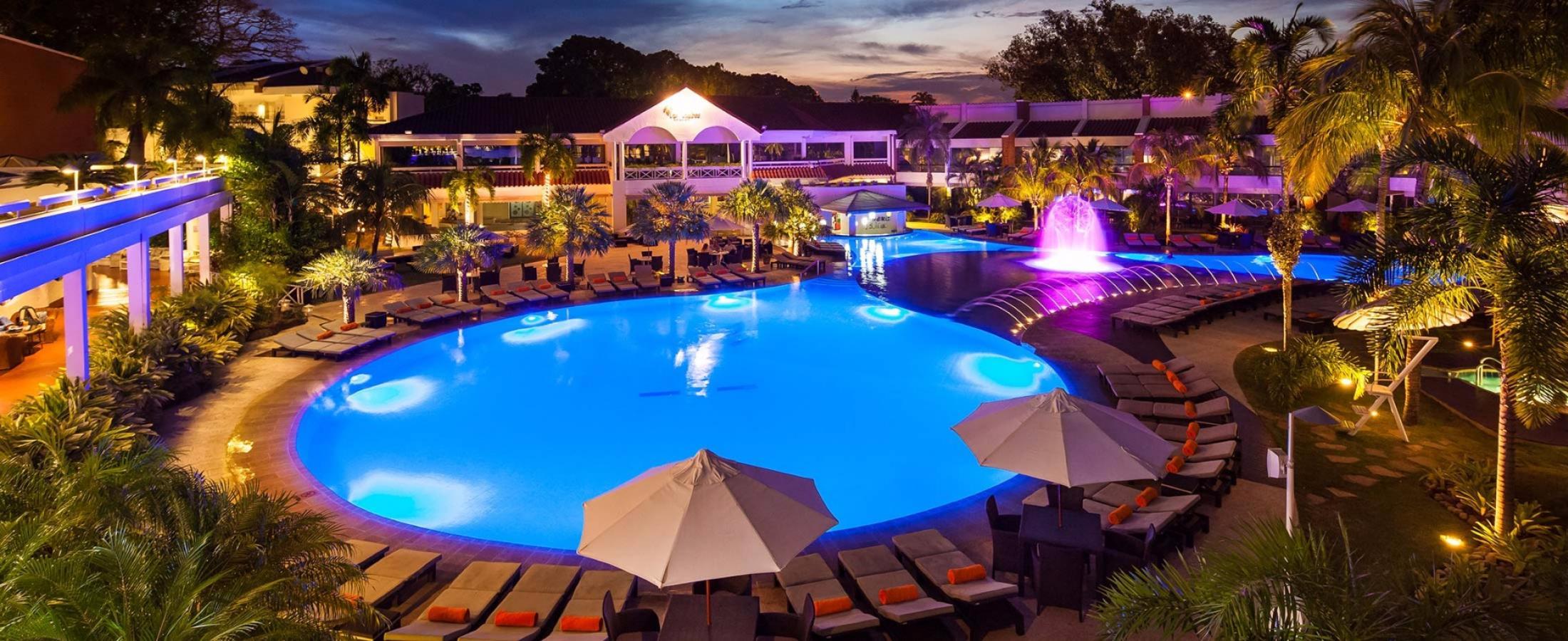 Los Tajibos Hotel